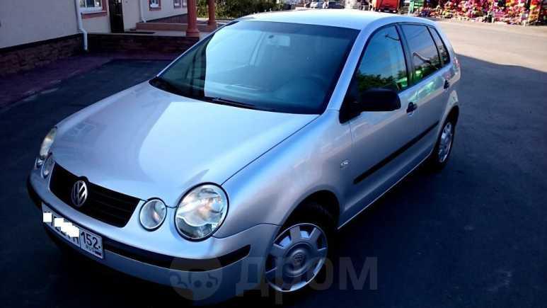 Volkswagen Polo, 2002 год, 205 000 руб.