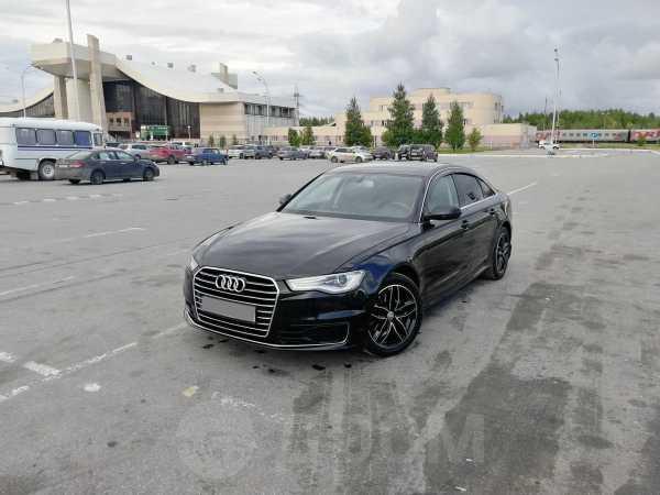 Audi A6, 2016 год, 1 510 000 руб.