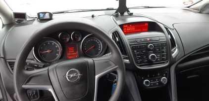Екатеринбург Opel Zafira 2013