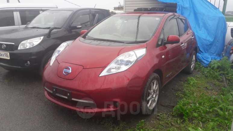 Nissan Leaf, 2012 год, 450 000 руб.
