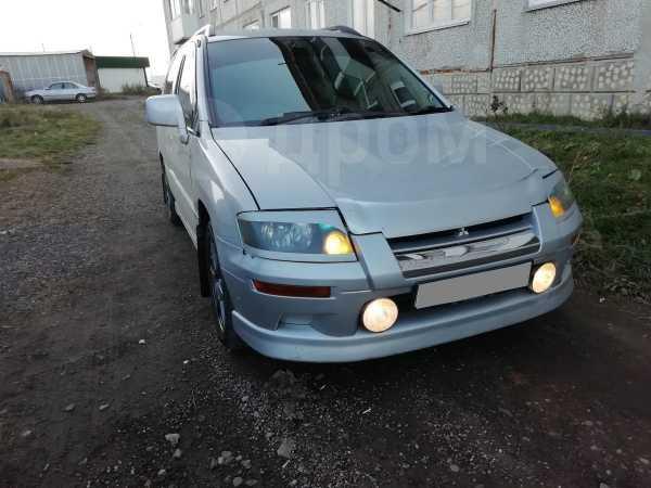 Mitsubishi RVR, 2000 год, 180 000 руб.