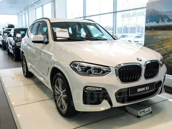 BMW X3, 2019 год, 3 410 696 руб.