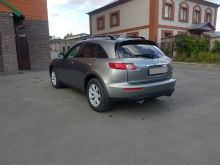 Барнаул FX35 2005