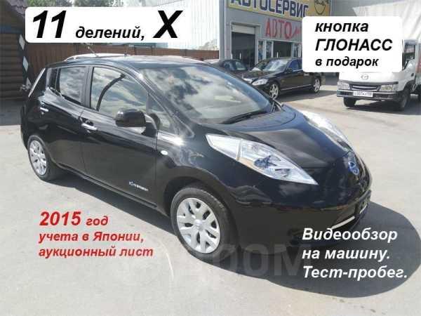 Nissan Leaf, 2014 год, 679 000 руб.