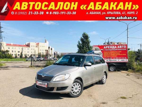 Skoda Fabia, 2012 год, 349 000 руб.