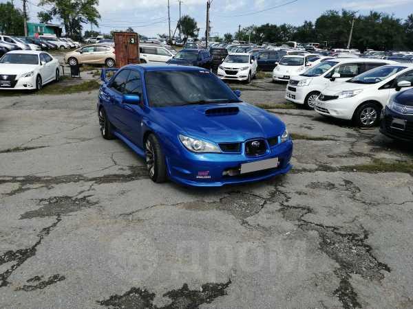 Subaru Impreza WRX, 2007 год, 615 000 руб.