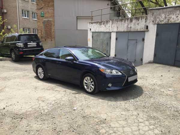 Lexus ES300h, 2012 год, 1 449 000 руб.