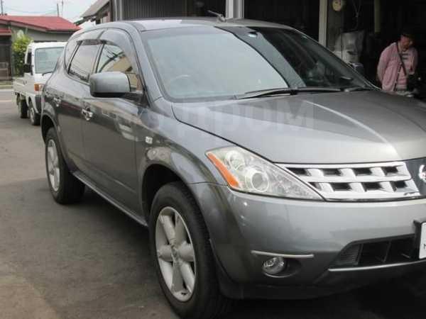 Nissan Murano, 2005 год, 186 000 руб.