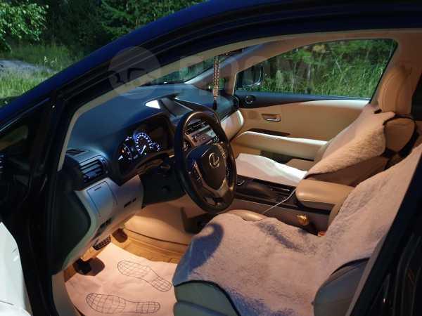 Lexus RX350, 2014 год, 2 150 000 руб.