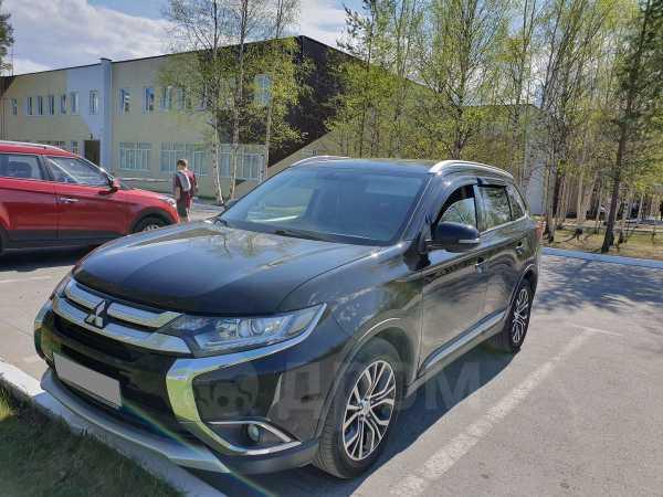 Mitsubishi Outlander, 2015 год, 1 295 000 руб.