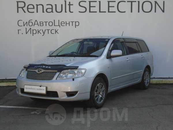 Toyota Corolla Fielder, 2006 год, 399 000 руб.