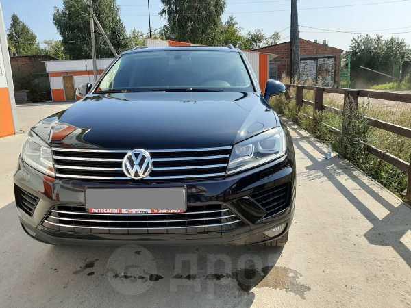 Volkswagen Touareg, 2016 год, 2 150 000 руб.