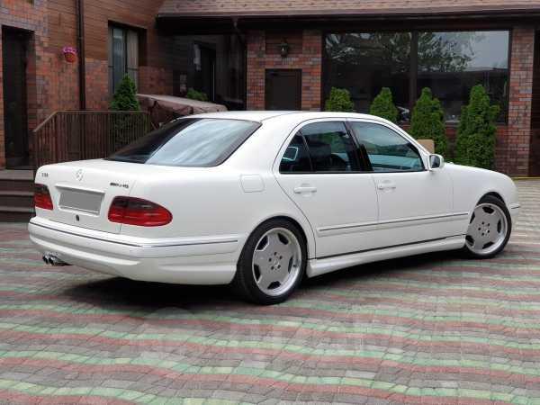 Mercedes-Benz E-Class, 1999 год, 1 020 000 руб.