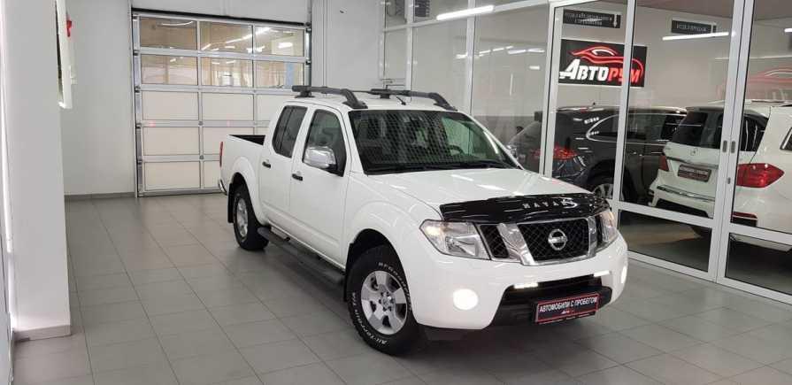 Nissan Navara, 2011 год, 1 117 000 руб.