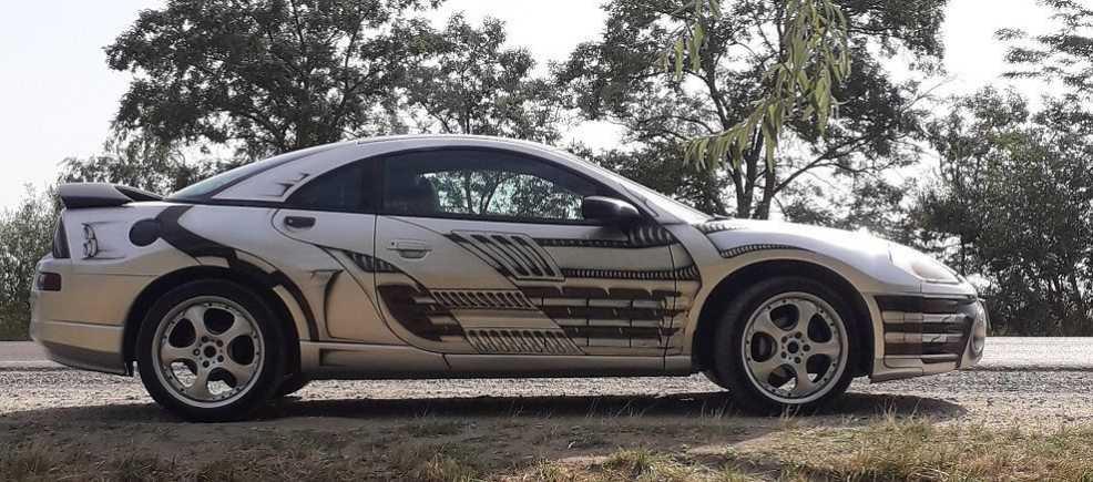 Mitsubishi Eclipse, 2003 год, 380 000 руб.