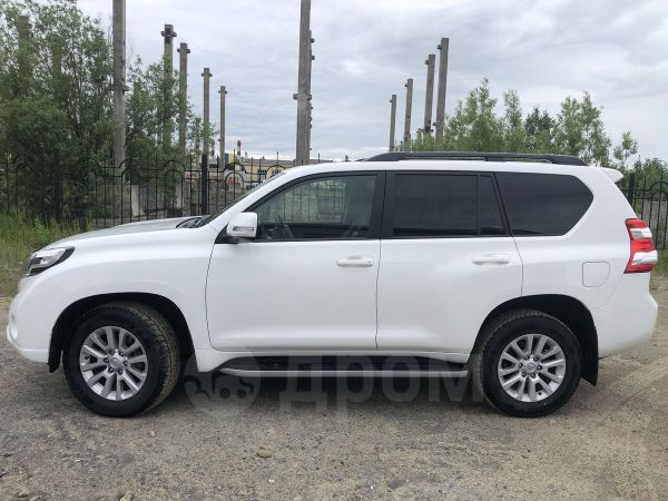 Toyota Land Cruiser Prado, 2016 год, 2 600 000 руб.