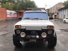 Челябинск 4x4 2121 Нива 2001