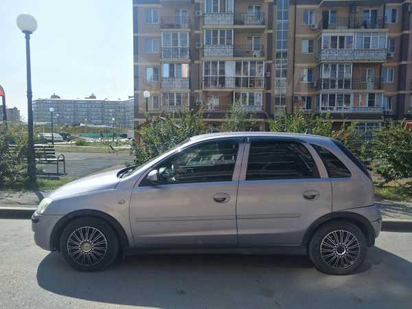 Opel Corsa, 2005 год, 140 000 руб.
