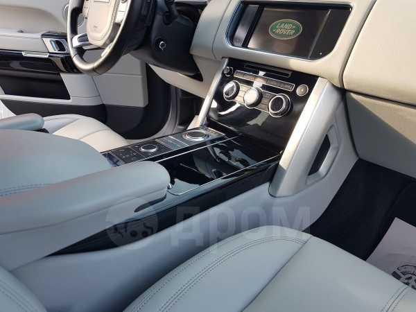 Land Rover Range Rover, 2013 год, 3 170 000 руб.