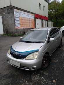 Владивосток Prius 2002
