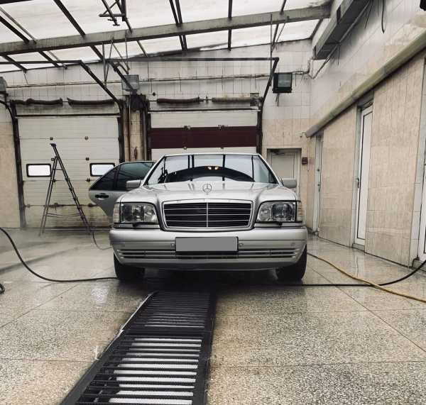 Mercedes-Benz S-Class, 1997 год, 630 000 руб.
