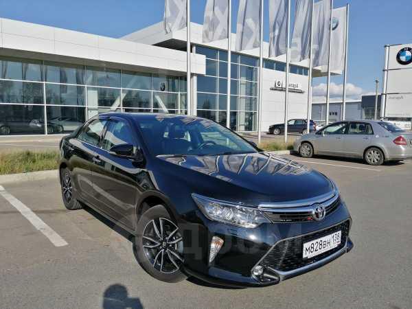 Toyota Camry, 2017 год, 1 625 000 руб.
