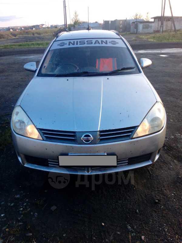 Nissan Wingroad, 2002 год, 245 000 руб.