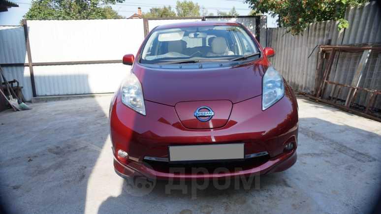 Nissan Leaf, 2011 год, 335 000 руб.