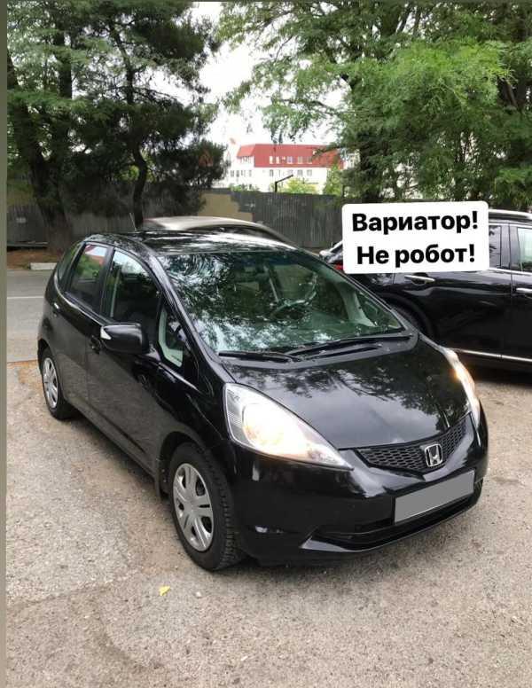Honda Jazz, 2012 год, 490 000 руб.