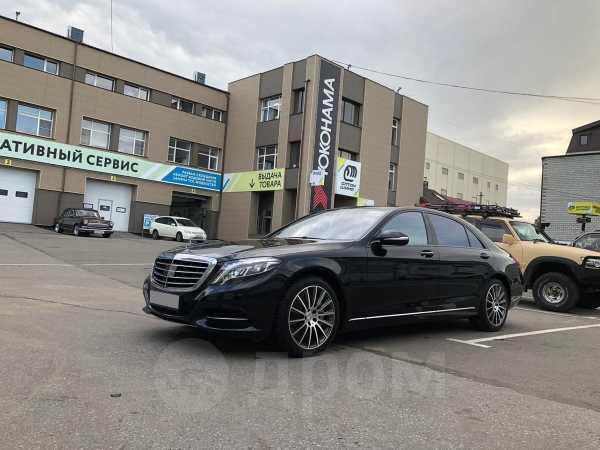 Mercedes-Benz S-Class, 2013 год, 2 750 000 руб.