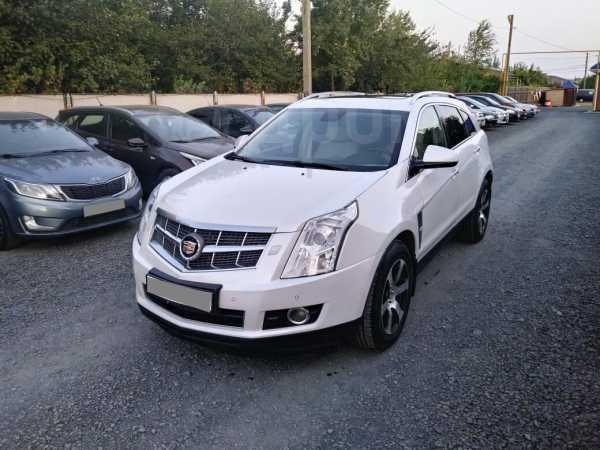Cadillac SRX, 2010 год, 677 000 руб.