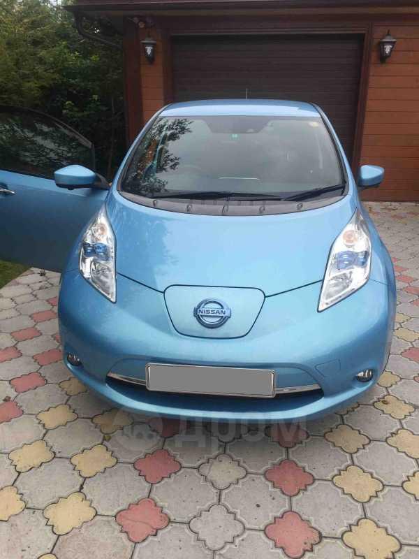 Nissan Leaf, 2016 год, 790 000 руб.