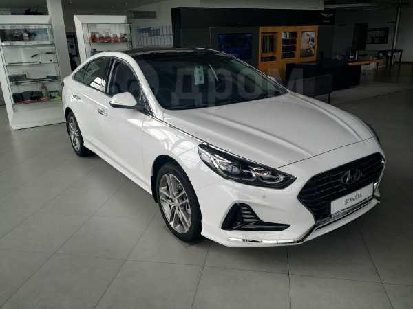 Hyundai Sonata, 2019 год, 1 750 000 руб.