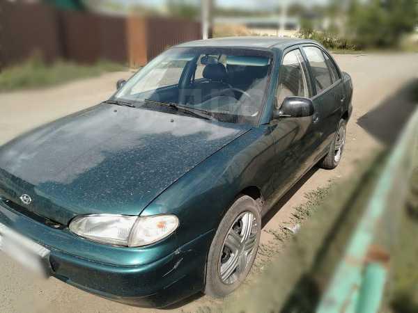 Hyundai Accent, 1996 год, 70 000 руб.