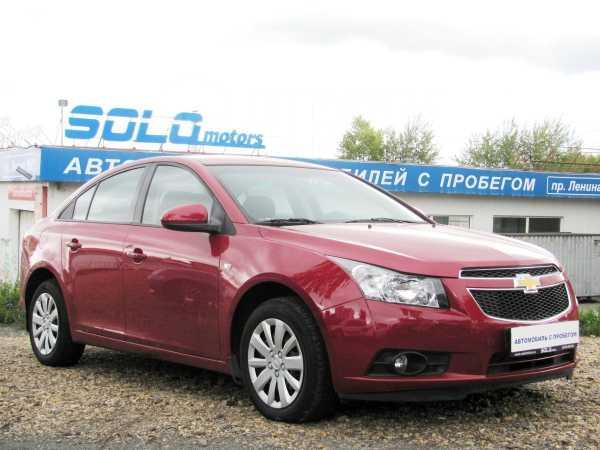 Chevrolet Cruze, 2011 год, 479 900 руб.