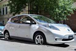 Ростов-на-Дону Nissan Leaf 2012