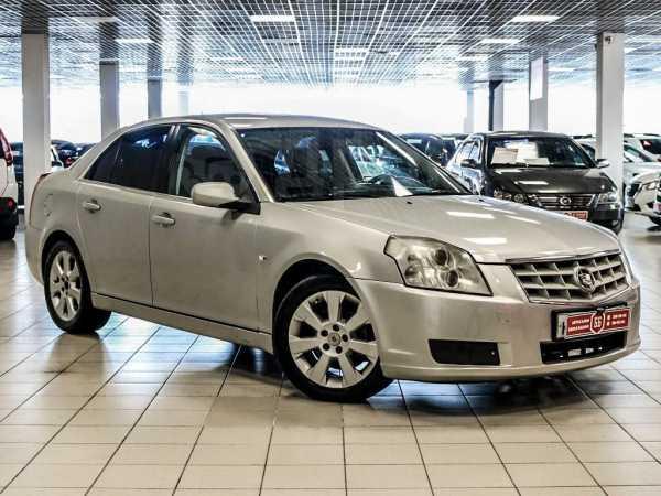 Cadillac BLS, 2007 год, 384 900 руб.