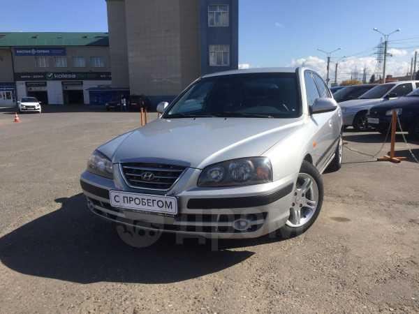 Hyundai Elantra, 2005 год, 203 000 руб.