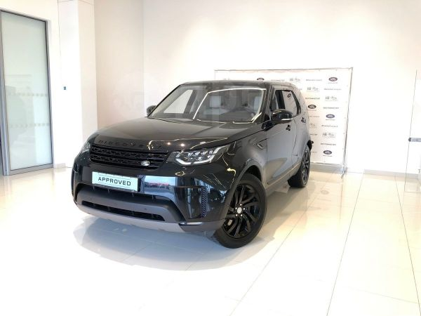 Land Rover Discovery, 2017 год, 4 200 000 руб.