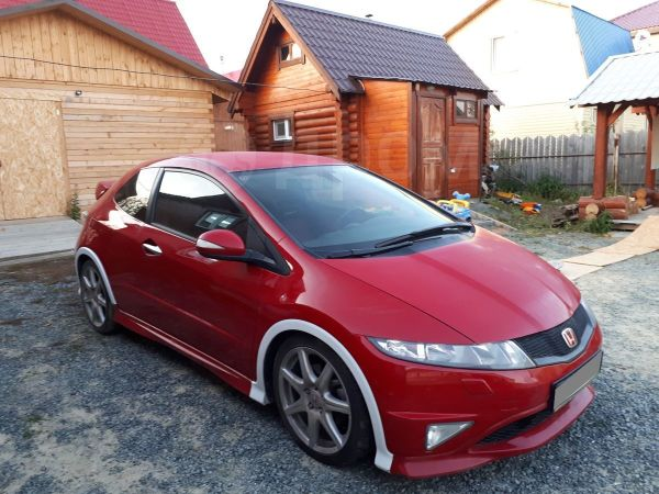 Honda Civic Type R, 2007 год, 600 000 руб.