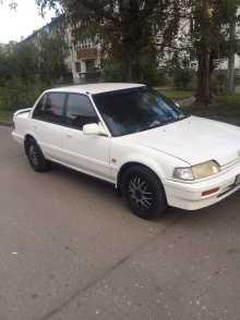 Иркутск Civic 1989