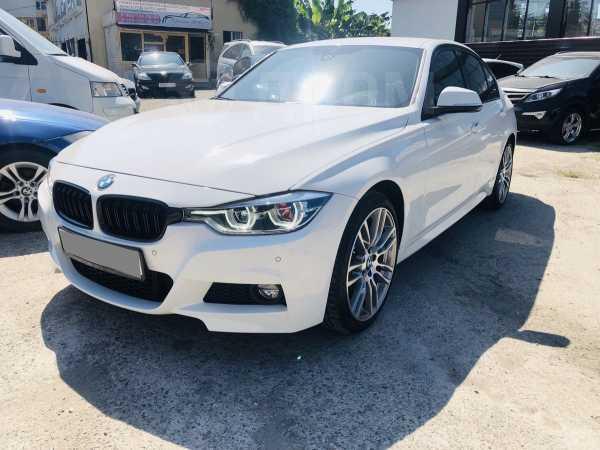 BMW 3-Series, 2017 год, 1 900 000 руб.