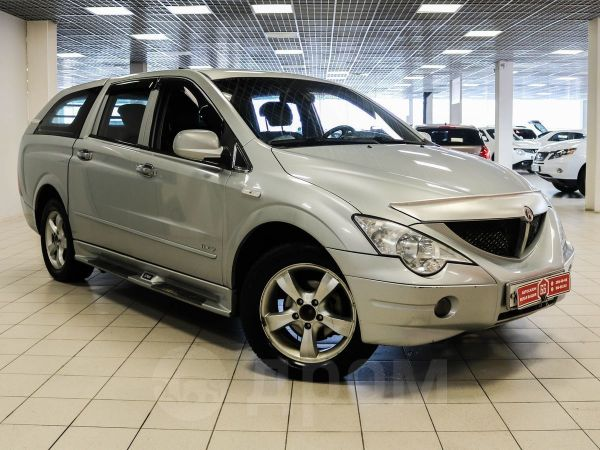 SsangYong Actyon Sports, 2008 год, 379 500 руб.