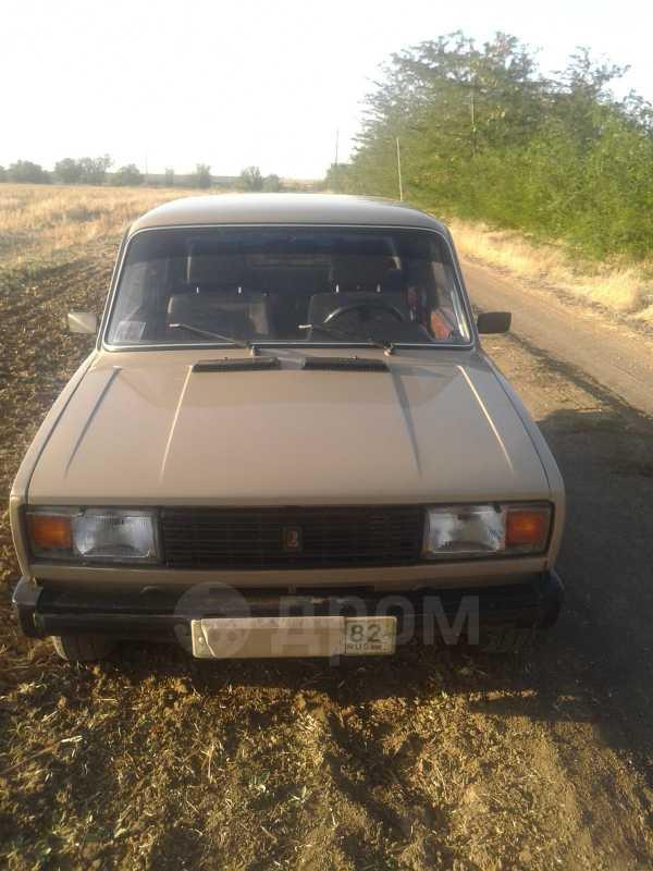 Лада 2105, 1985 год, 55 000 руб.