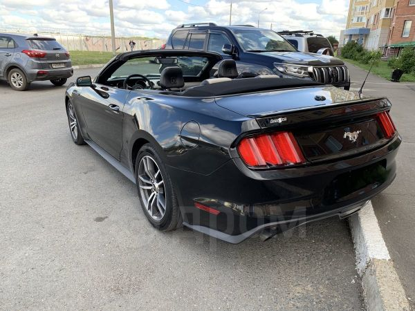 Ford Mustang, 2016 год, 2 150 000 руб.
