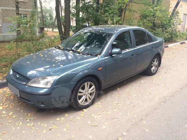 Ford Mondeo, 2001 год, 120 000 руб.