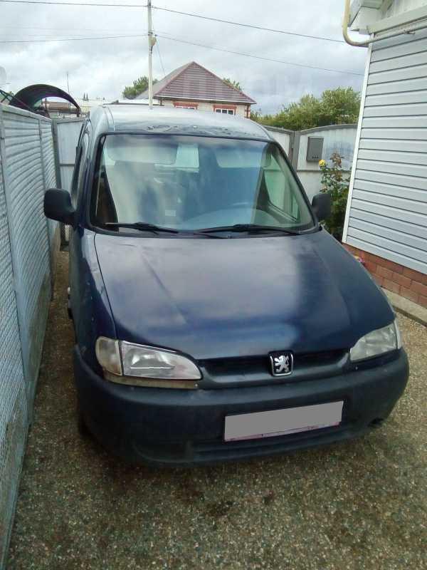 Peugeot Partner, 2002 год, 120 000 руб.