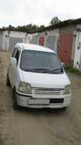 Suzuki Wagon R, 2002 год, 115 000 руб.