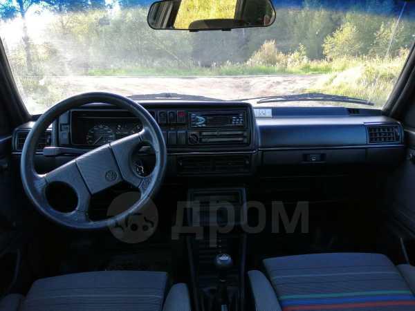 Volkswagen Golf, 1988 год, 60 000 руб.