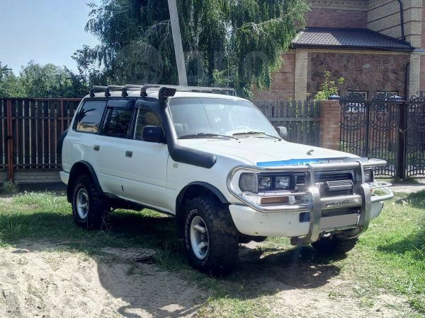 Toyota Land Cruiser, 1990 год, 550 000 руб.